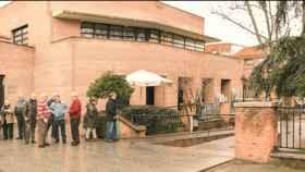 El Centro de Mayores Duque de la Ahumada de Valdemoro.