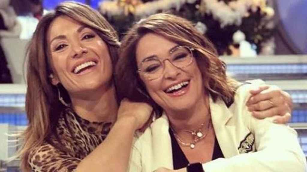 Nagore Robles y Toñi Moreno entabaron una estrecha amistad gracias a 'Mujeres y Hombres'.