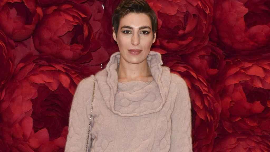 Eugenia Osborne en una imagen de archivo.