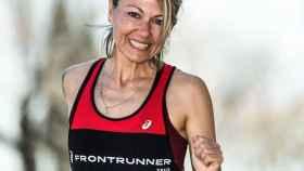 María Vasco, primera española en ganar una medalla olímpica en atletismo