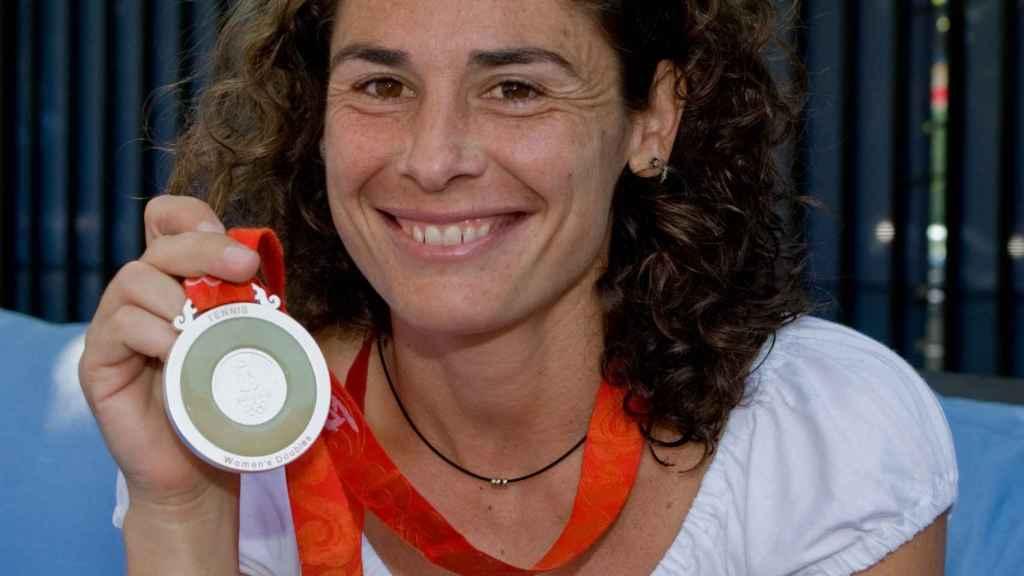 Vivi Ruano, una de las mejores tenistas de dobles de la historia
