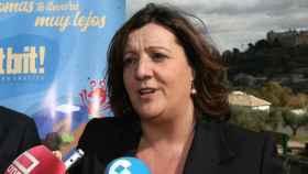 Patricia Franco, consejera de Economía, Empresas y Empleo. Foto: Ó. HUERTAS