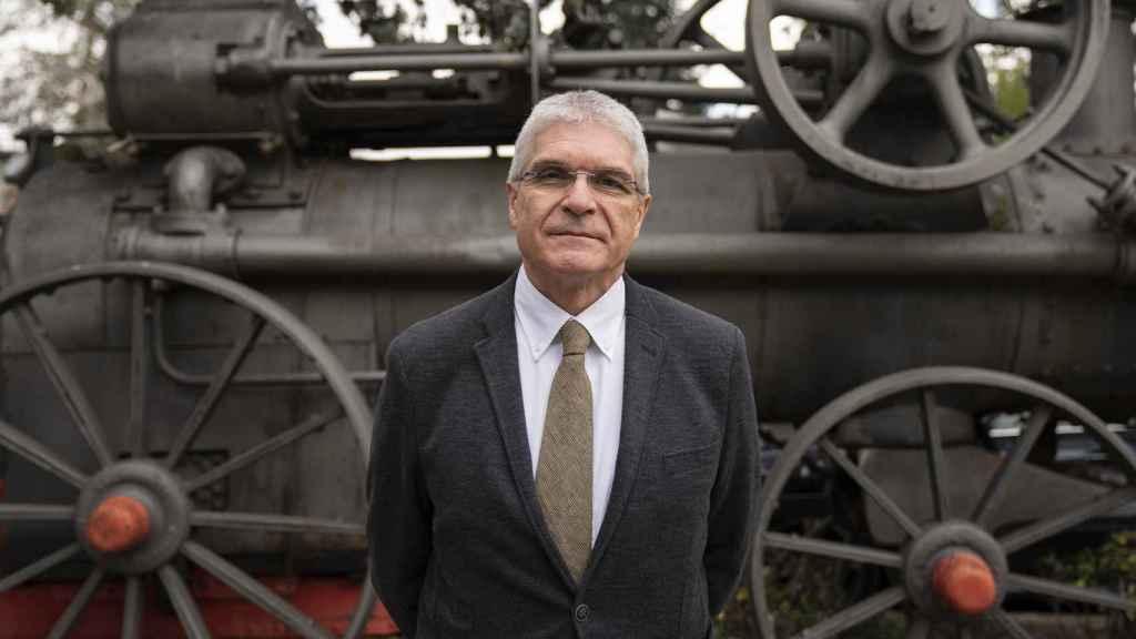 Isaías Táboas, presidente de Renfe.