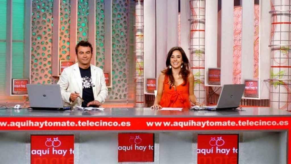 Carmen Alcayde en una imagen promocional de 'Aquí hay tomate'.