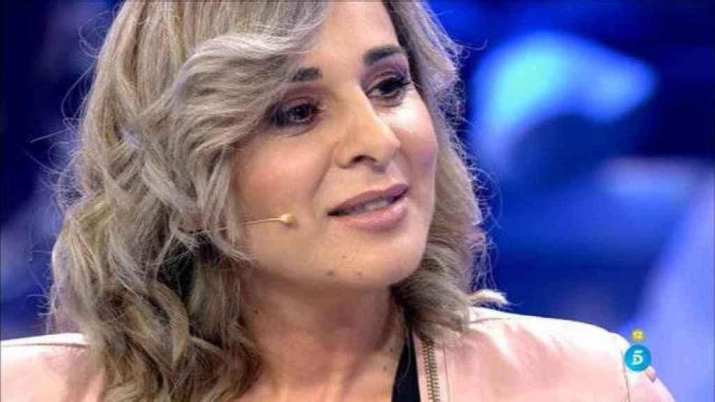 Ana María Aldón en 'Volverte a ver'.
