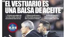 La portada del diario Mundo Deportivo (07/03/2020)