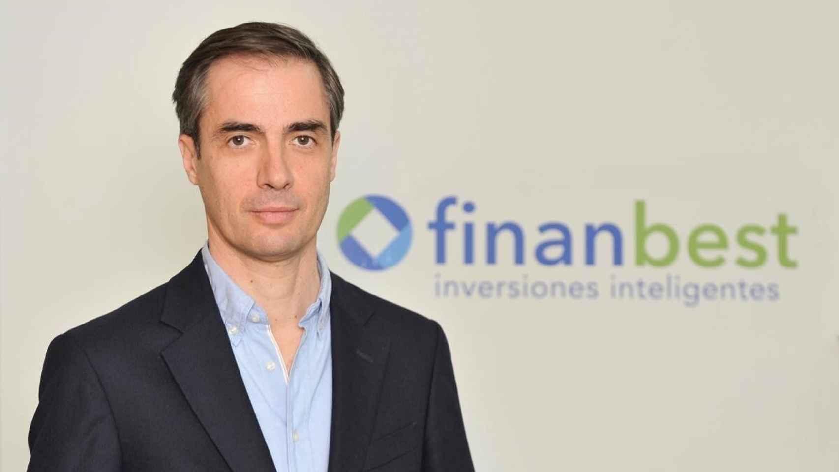 Asier Uribeechebarria, CEO y fundador de Finanbest.