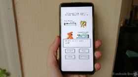 Convierte tu aplicación de teléfono en un juego Pokémon