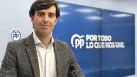 Pablo Montesinos. vicesecretario de Comunicación del PP.