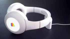 Concepto de los supuestos Apple AirPods Studio.