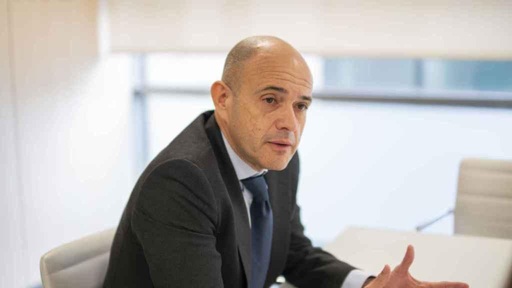 Fernando González, consejero delegado de Ezentis.