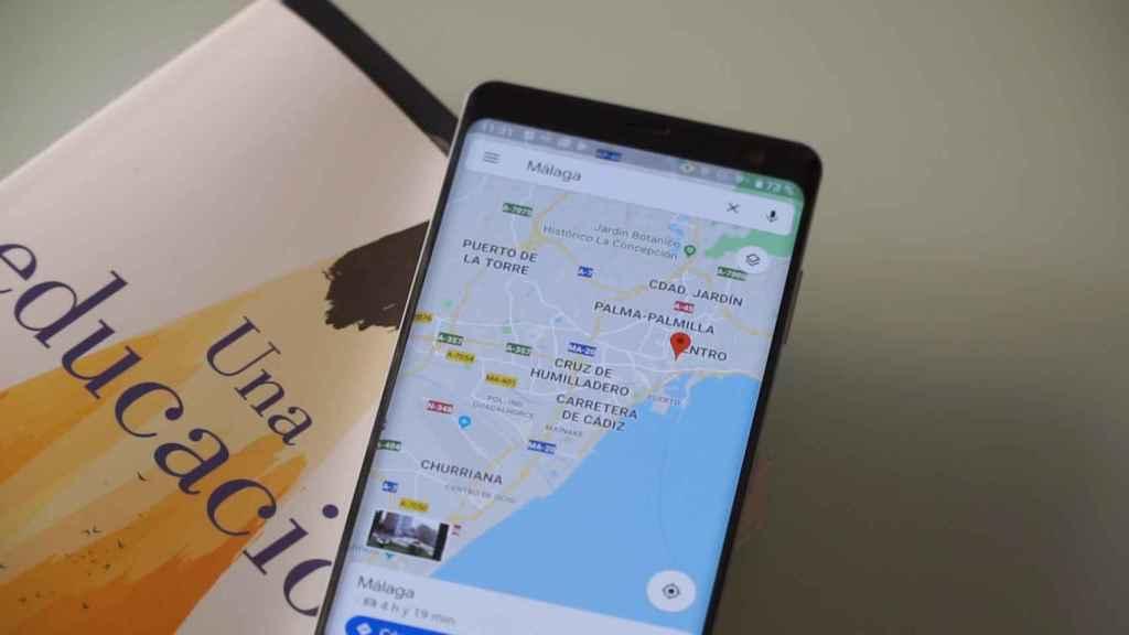 Los móviles Android pueden compartir la localización con Google si queremos