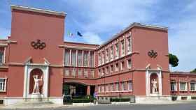 Edificio del CONI