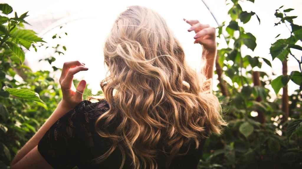 Las puntas abiertas son el reflejo de un pelo poco sano