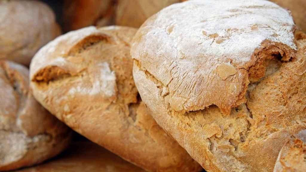 ¡Que nunca falte el pan en la mesa!