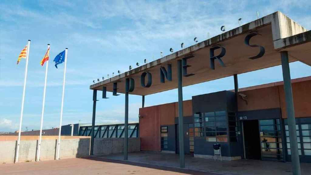 La cárcel de Lledoners (Cataluña) en una imagen de archivo.