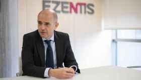 El consejero delegado de Ezentis, Fernando González.