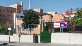 Colegio de la Comunidad de Madrid.