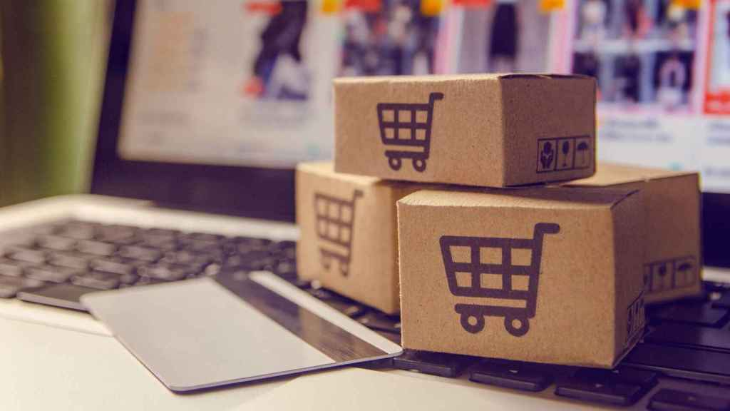 Las compras online repuntan con la crisis del coronavirus.