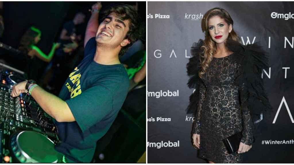 Jorge Bárcenas y Mar Torres ya son nombres conocidos en la prensa rosa.