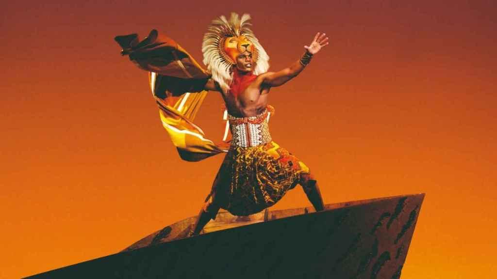 El rey león, uno de los afectados.