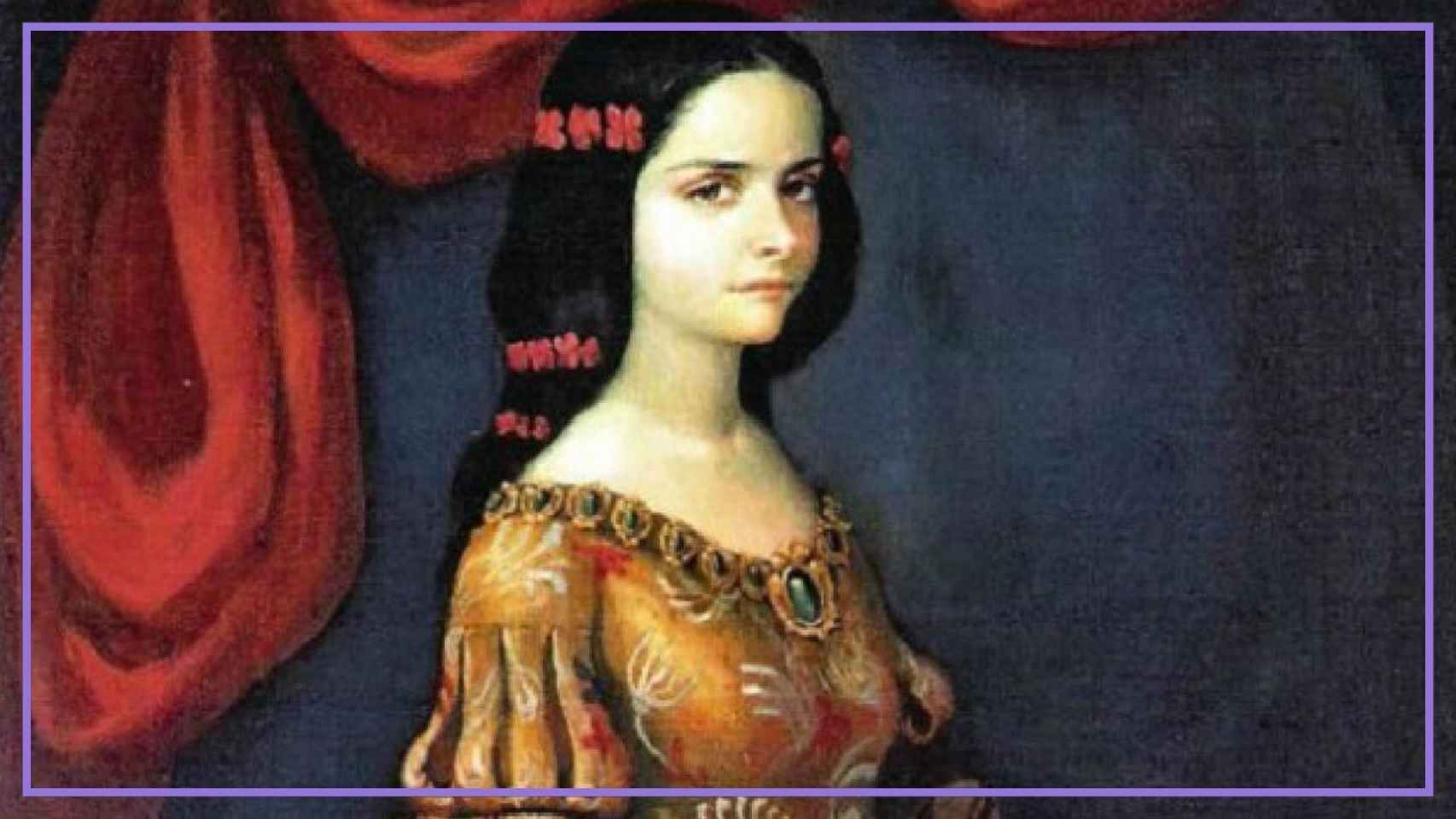 Isabel Barreto, la primera almirante del mundo fue española