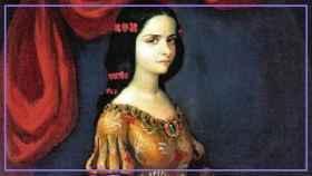 Retrato de Isabel Barreto.
