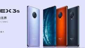 Nuevo Vivo NEX 3S: la gama alta se renueva con Snapdragon 865 y 5G