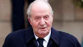 El rey emérito Juan Carlos I en una foto de archivo.