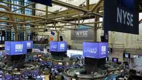 El parqué de la Bolsa de Nueva York en una imagen de archivo.