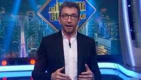 El presentador Pablo Motos, en 'El Hormiguero'.