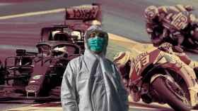 El coronavirus pone en alerta a MotoGP y a la Fórmula 1