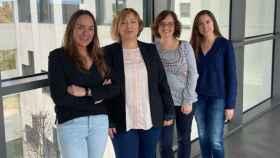 La investigadora Laura M. Lechuga y su equipo del Instituto Catalán de Nanociencia y Nanotecnología (ICN2).