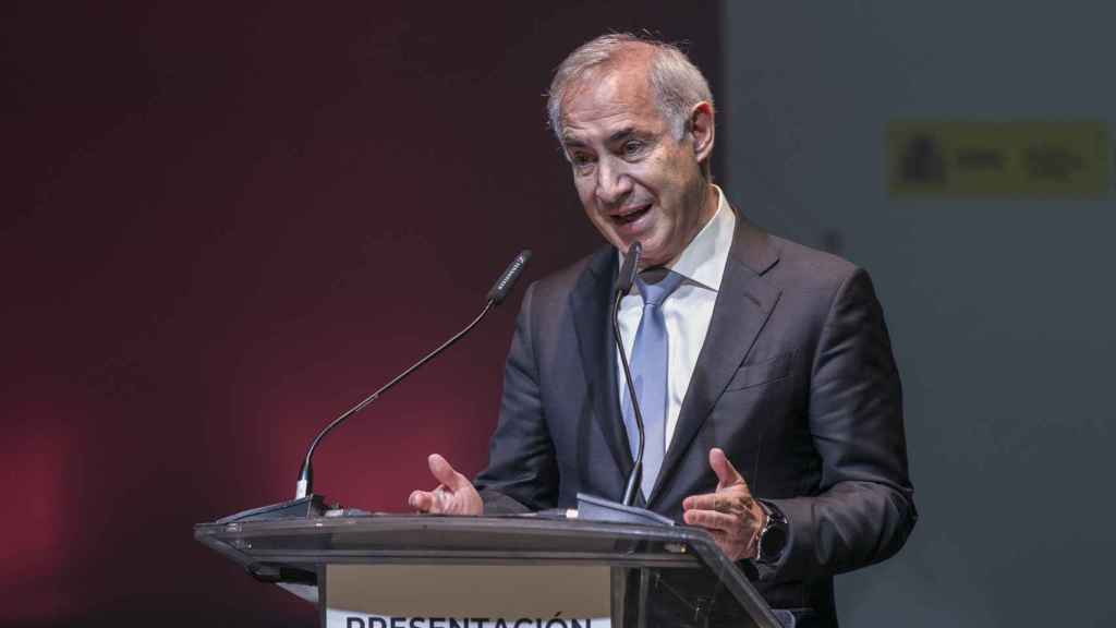 El presidente y consejero delegado de Vodafone España, António Coimbra.