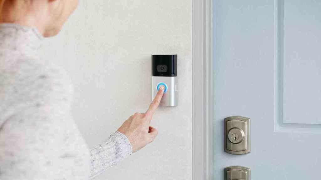 Nuevo Ring Video Doorbell 3.