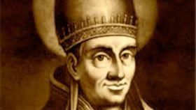 San Inocencio I, papa.