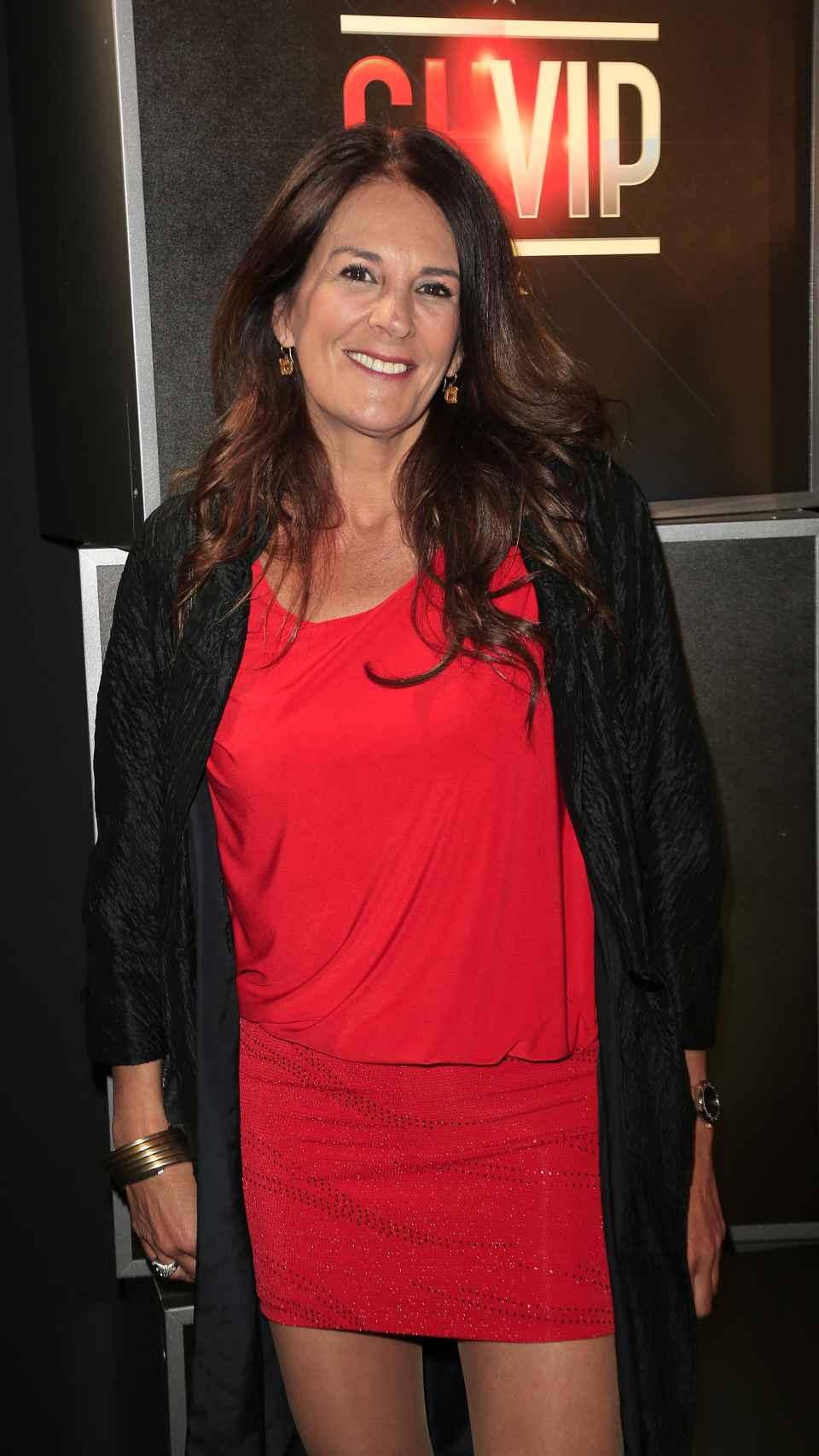 Ángela Portero en 2015.