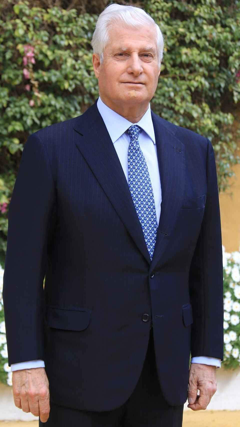 Carlos Martínez de Irujo, duque de Alba.