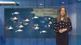 El tiempo: pronóstico para el viernes 13 de marzo