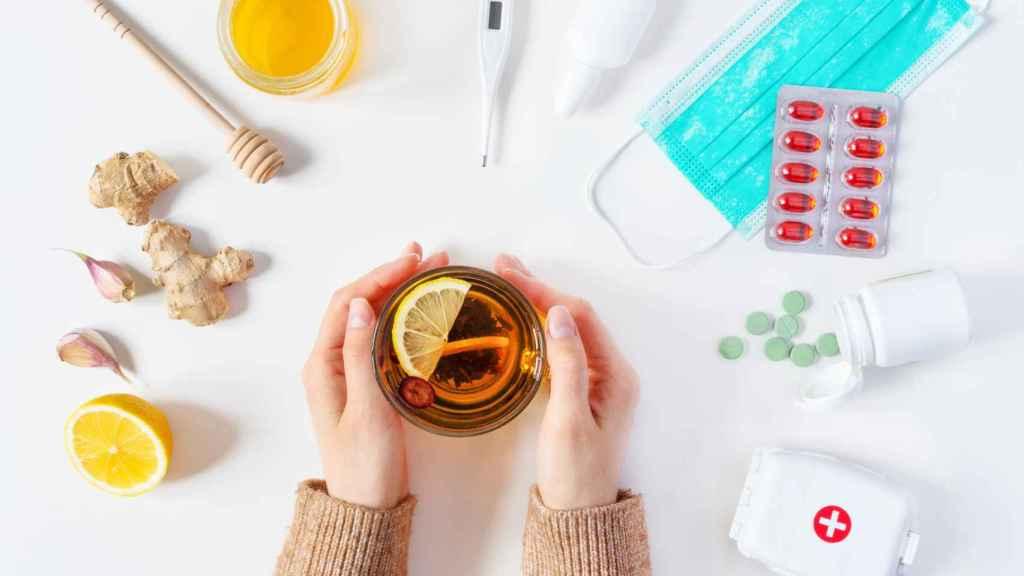 Cómo subir las defensas bajas con remedios caseros