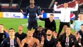 Mbappé, Neymar... El PSG al completo se burló de Haaland