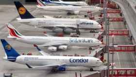 Peor que el 11-S: el virus arrebata a las aerolíneas un tercio de su valor en bolsa