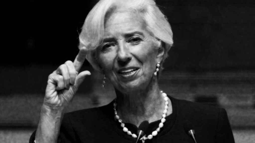 La presidenta del Banco Central Europeo (BCE), Christine Lagarde.