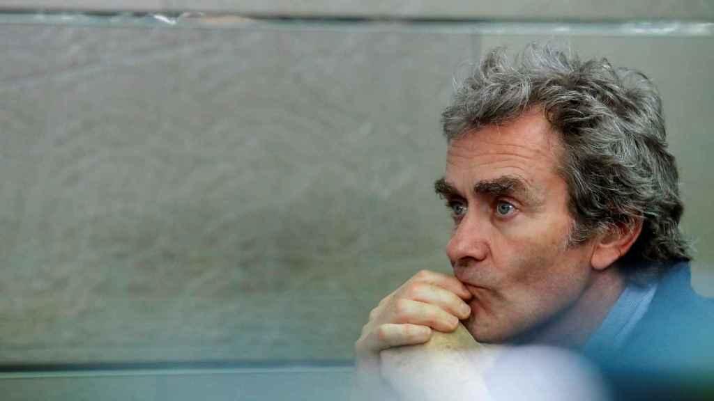 Fernando Simón, epidemiólogo y responsable del Centro de Coordinación de Alertas del Ministerio de Sanidad.