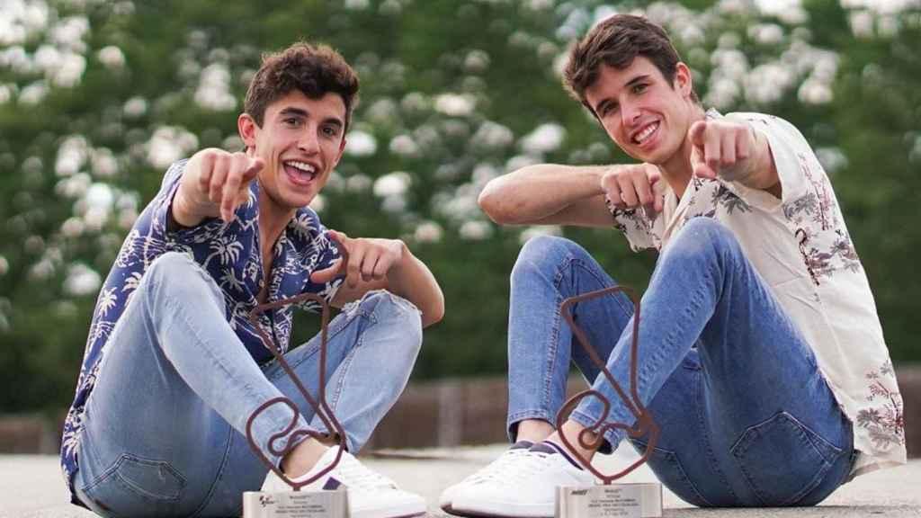 Los hermanos Márquez