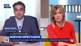 Susanna Griso en 'Espejo Público' (antena3.com)