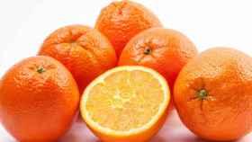 Unas hermosas naranjas.