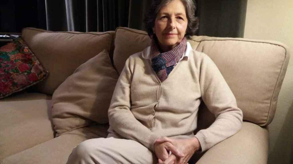 Elda Mata, presidenta de SCC en Gerona.