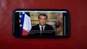 Macron, en el discurso del jueves por la pandemia de coronavirus