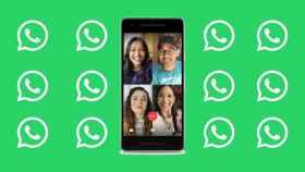 Videollamada de WhatsApp